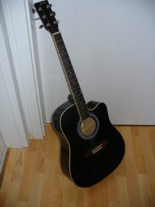 アコースティックギター(アコギ)の画像